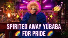 Spirited Away Yubaba Drag Look…for PRIDE?!