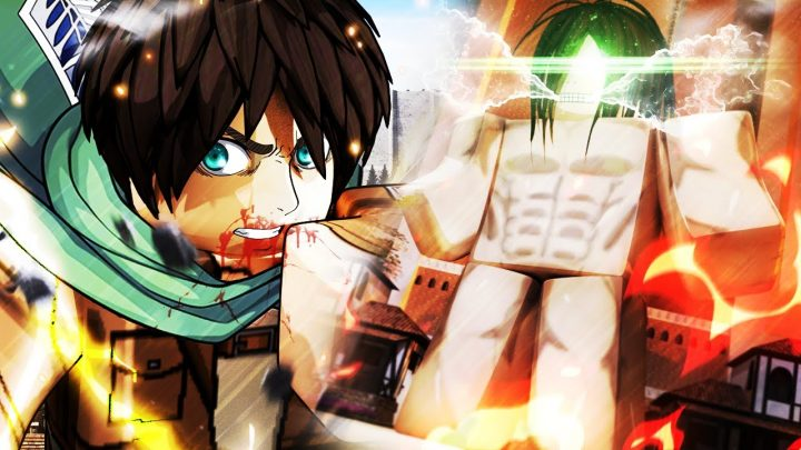 The Roblox Attack On Titan Shifting Experience 🔥