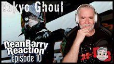 "Tokyo Ghoul – Episode 10 ""Aogiri"" REACTION"
