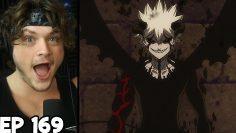 ASTA'S DEVIL FINALLY REVEALED!! || ASTA VS LIEBE!! || Black Clover Episode 169 Reaction