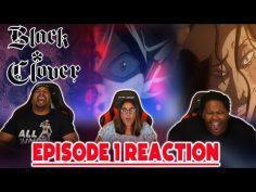 Asta and Yuno Rivalry Begins! Black Clover Episode 1 Reaction