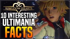 Kingdom Hearts – 10 Interesting Facts From The Before KHIII Ultimania