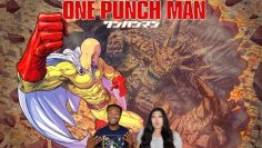 TOP 10 ONE PUNCH MAN MOMENTS REACTION!