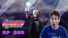 The Legendary BORUSHIKI!! – Boruto Episode 208 Reaction