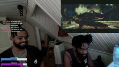 Tokyo Ghoul LIVE ACTION Kaneki vs Amon [REACTION]
