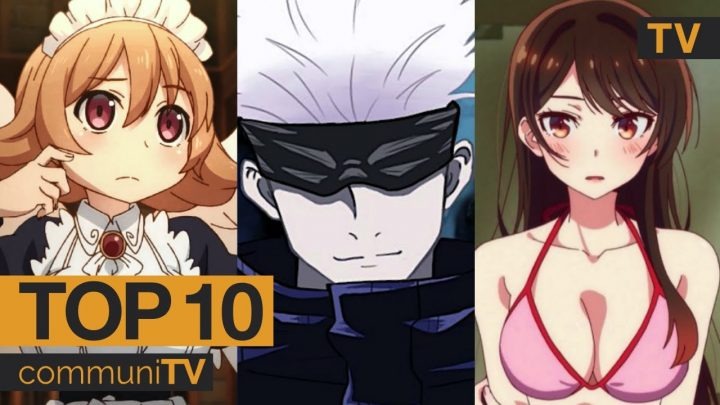 Top 10 Anime Series of 2020