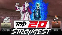 TOP 20 STRONGEST BORUTO CHARACTERS – AnimeScale